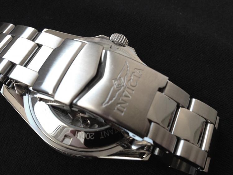 Armband und Schließe der Invicta 8926