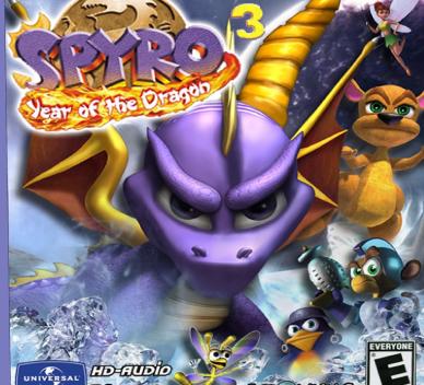 Spyro 3 - Year of the Dragon | PC