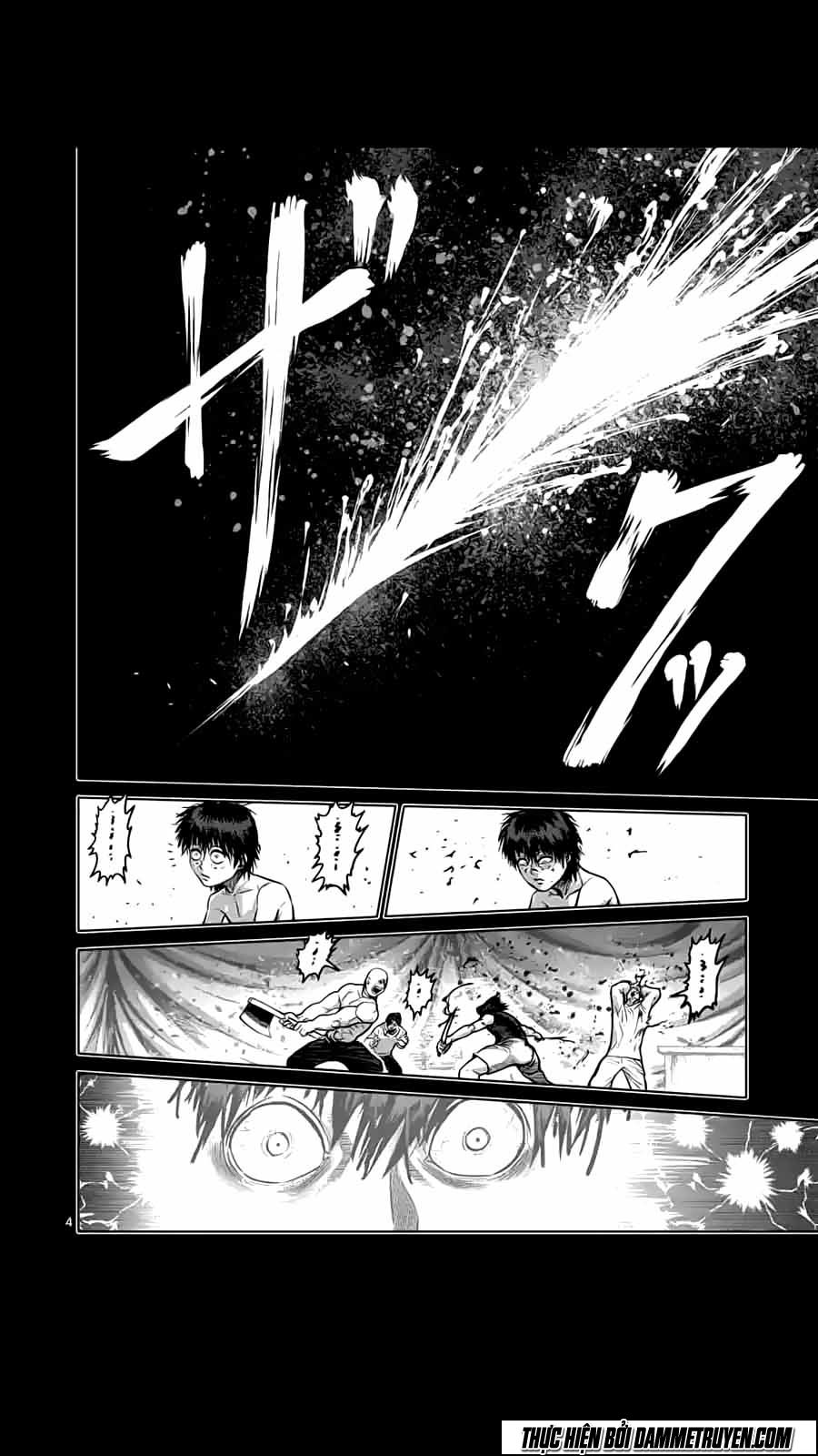Kengan Ashua trang 5