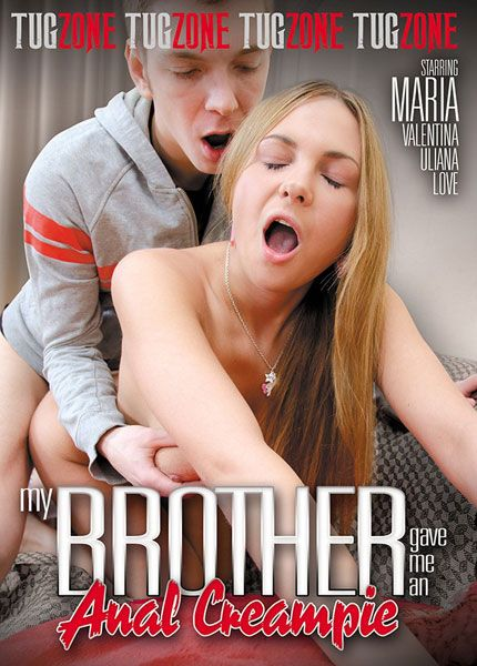 ��� ���� ��� ��� �������� �������������� | My Brother Gave Me An Anal Creampie
