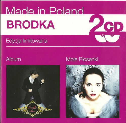 Brodka - Made in Poland: Album / Moje piosenki (2CD) (2014)