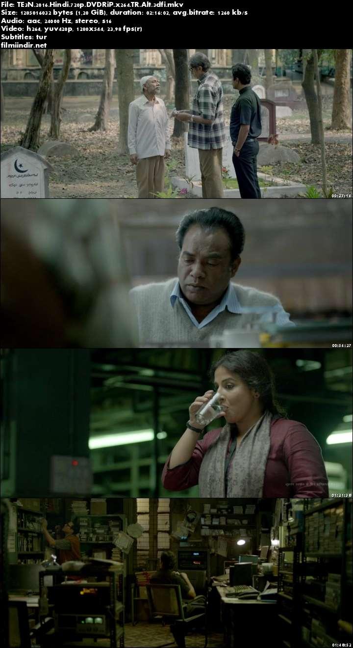 Te3n (2016) türkçe altyazılı film indir