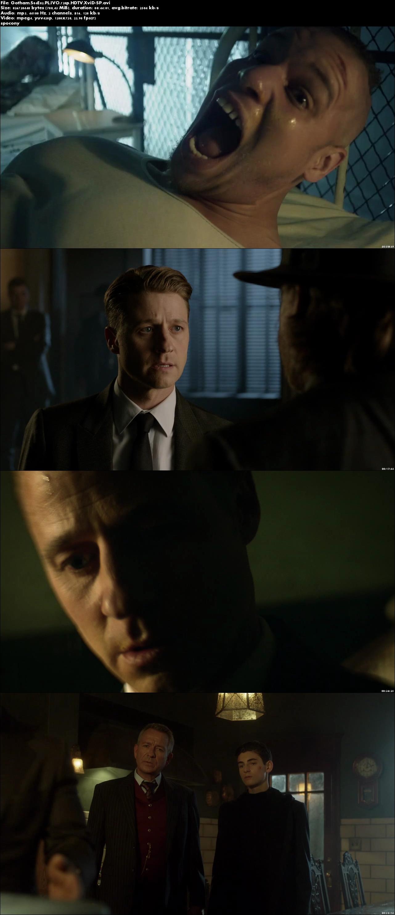 Gotham (2017) {Sezon 4} (Pełen sezon) PL.IVO.720p.WEB / PL.IVO.720p.HDTV.XviD-SP [Lektor PL-IVO]