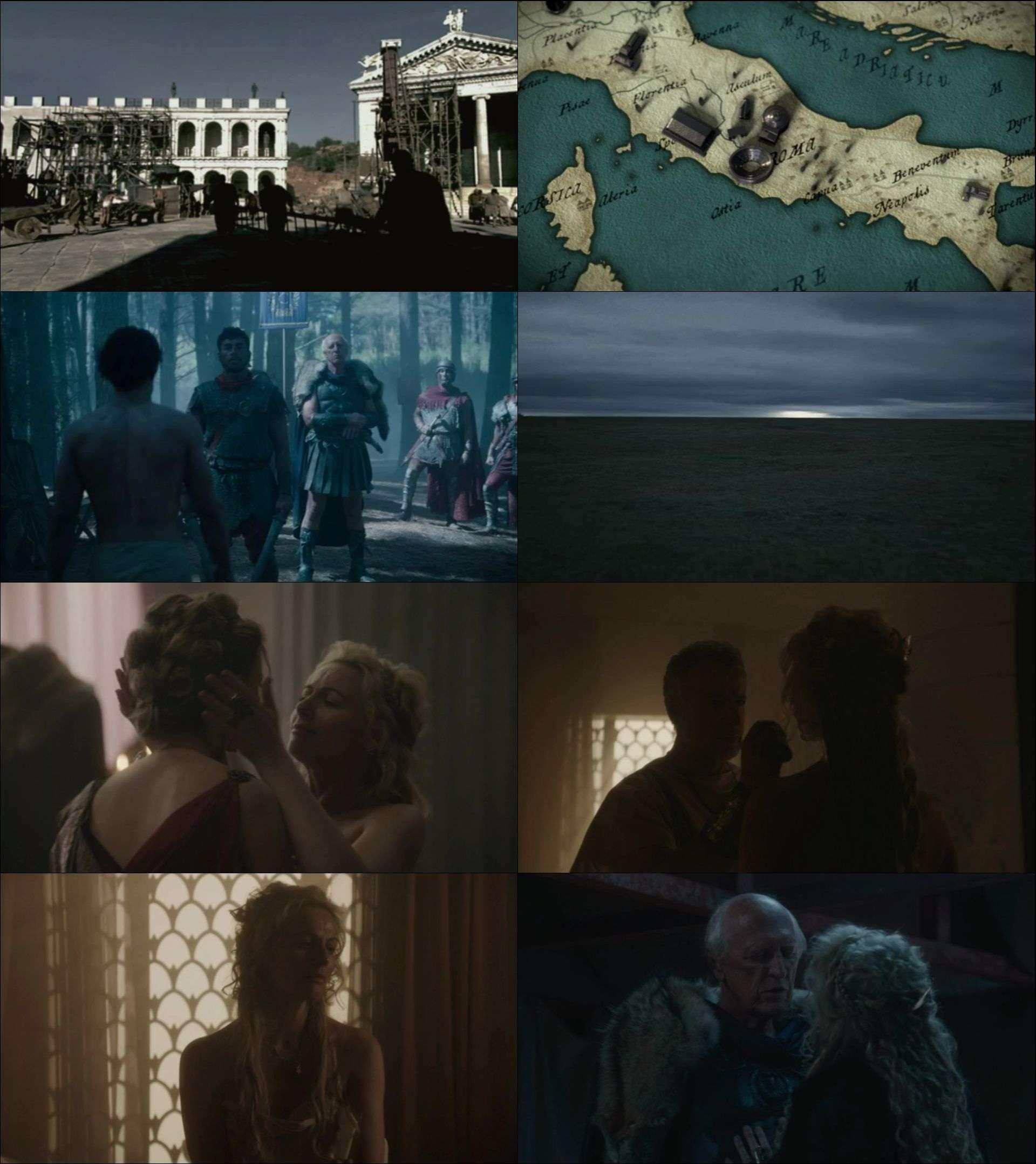 Roman Empire: Reign of Blood (2016) Yabancı Dizi 1. Sezon Tüm Bölümler türkçe dublaj indir