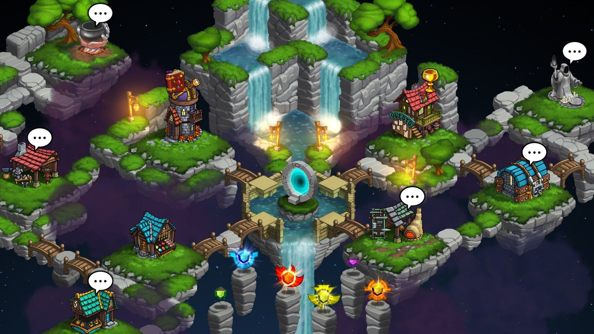 Rogue Wizards | PC