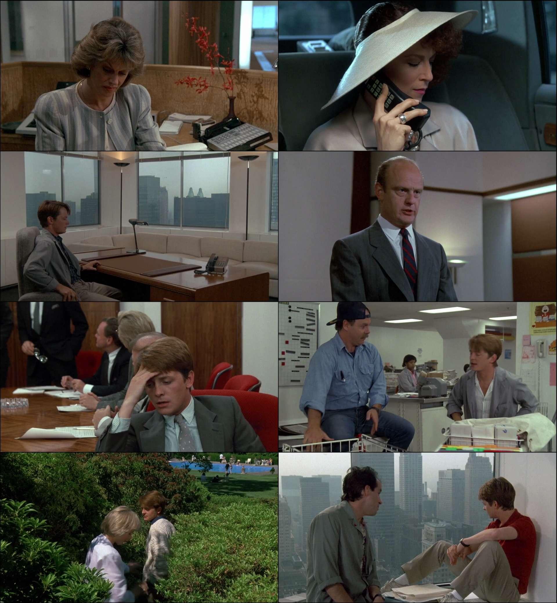 Benim Başarım - The Secret of My Succe$s (1987) türkçe dublaj film indir