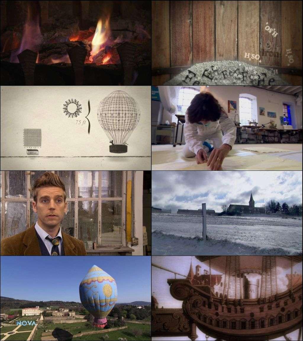 Nova: Ben Franklin's Balloons 2014 türkçe dublaj belgesel indir