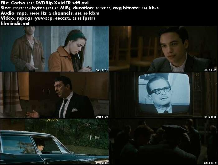 Corbo 2014 - DVDRip Xvid - Türkçe Dublaj film indir