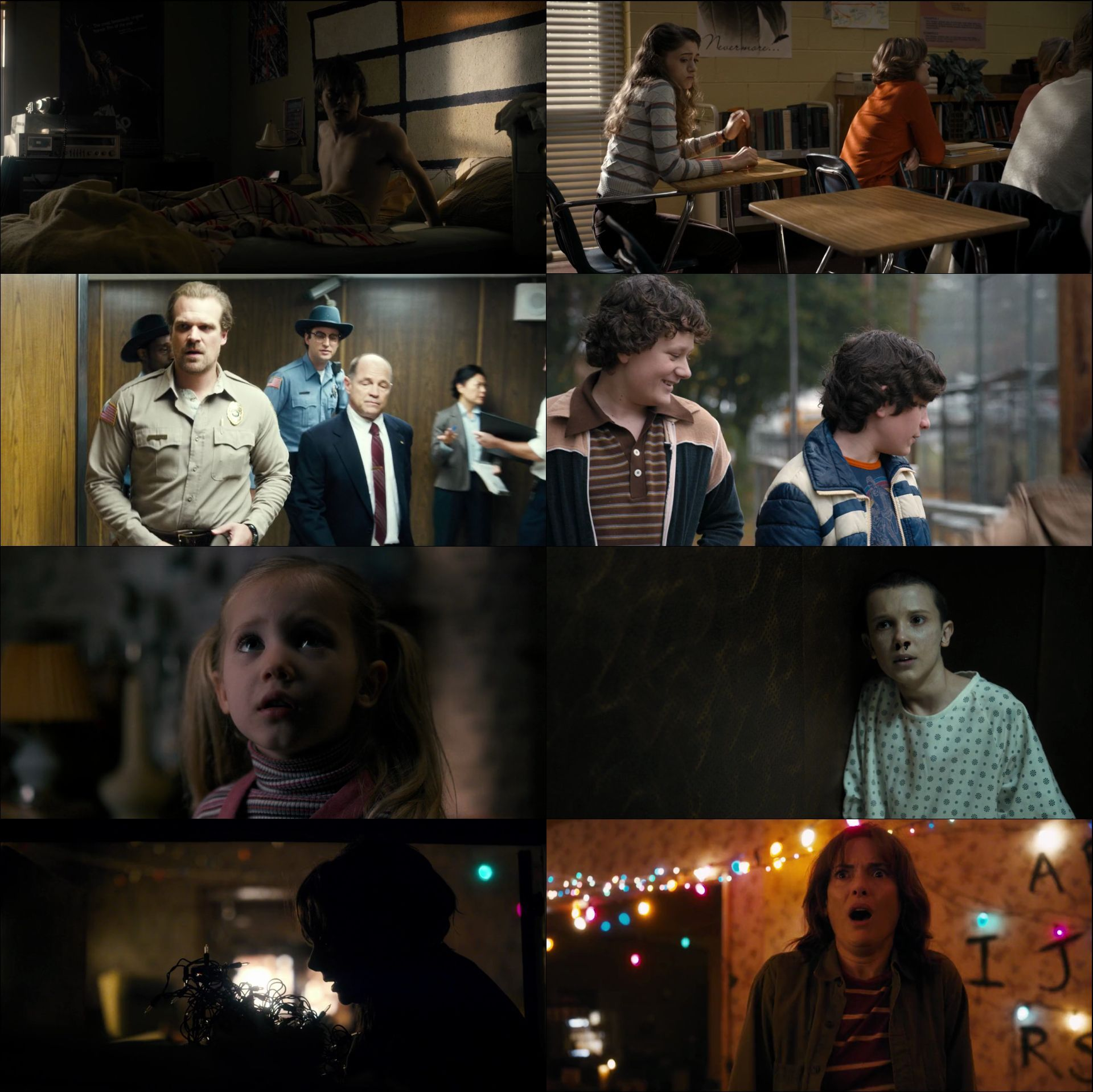 Stranger Things (2016) Sezon 1 Tüm Bölümler (m720p m1080p WEBDL x264) Türkçe dublaj indir