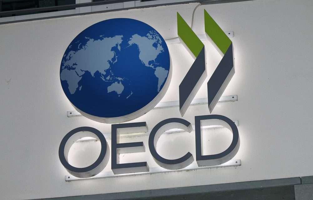 OECD, 2020ëê¹ì§ ëì§í¸ ê³¼ì¸ ë°©ì ë§ë¨