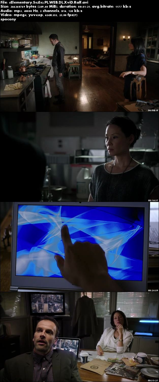 Elementary (2013) {Sezon 2} (Pełen sezon) PL.WEB.DL.XviD-Ralf [Lektor PL]