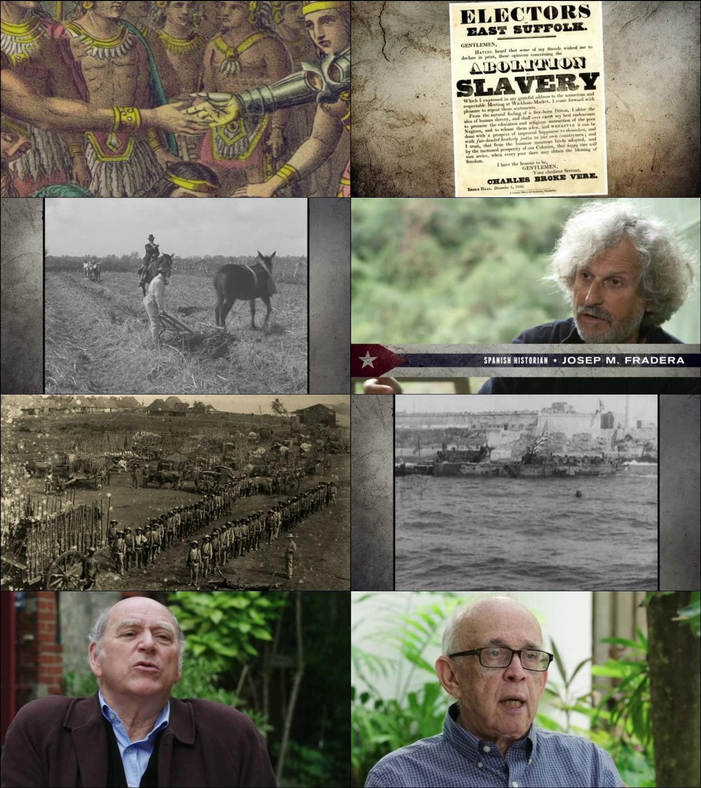 Kuba'nın Özgürlük Hikayesi (2015) türkçe dublaj seri belgesel indir