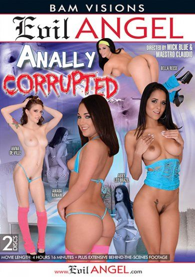 ������� ������������ | Anally Corrupted