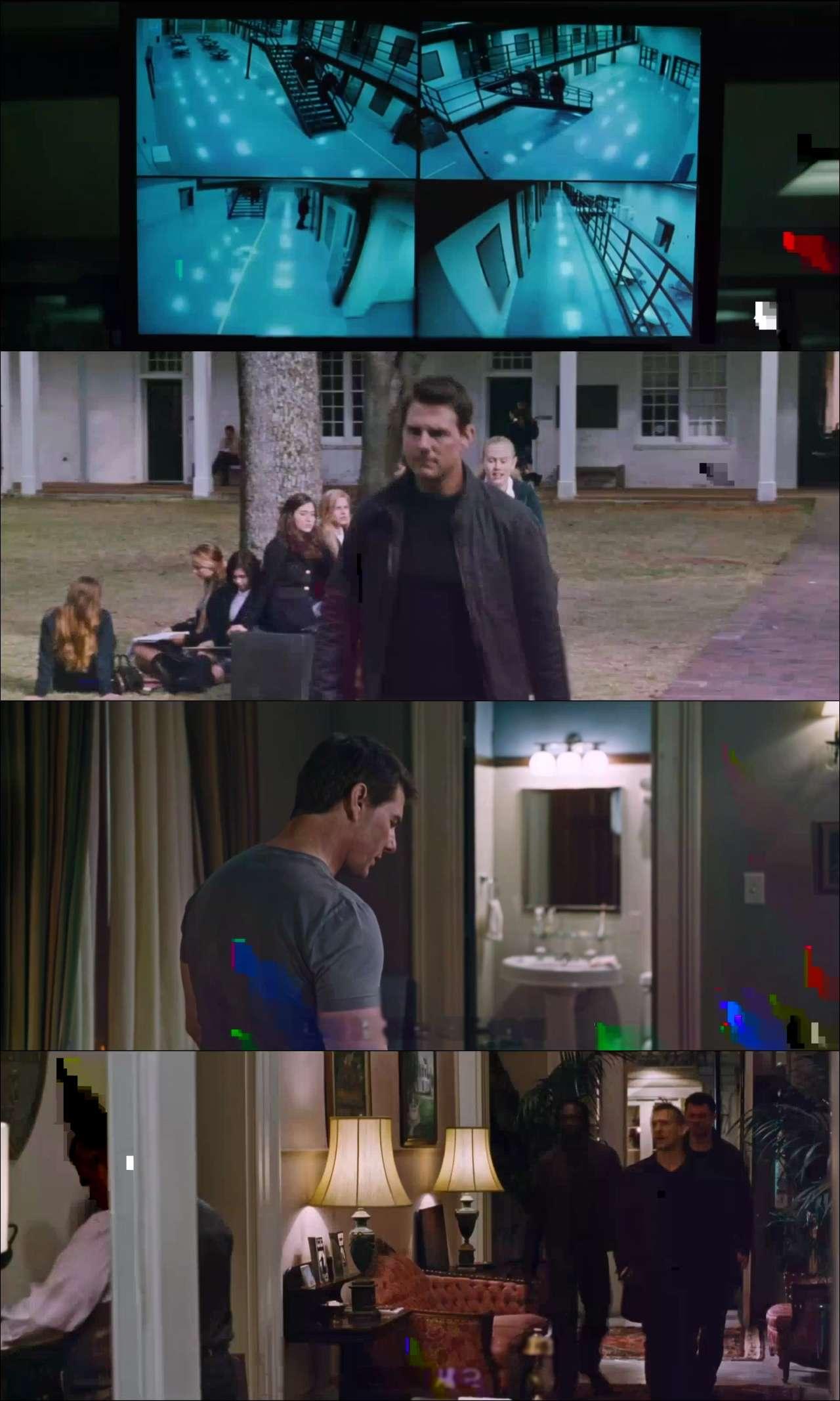 Jack Reacher: Asla Geri Dönme (2016) türkçe altyazılı film indir