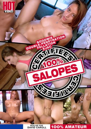 Certifiees 100% Salopes |
