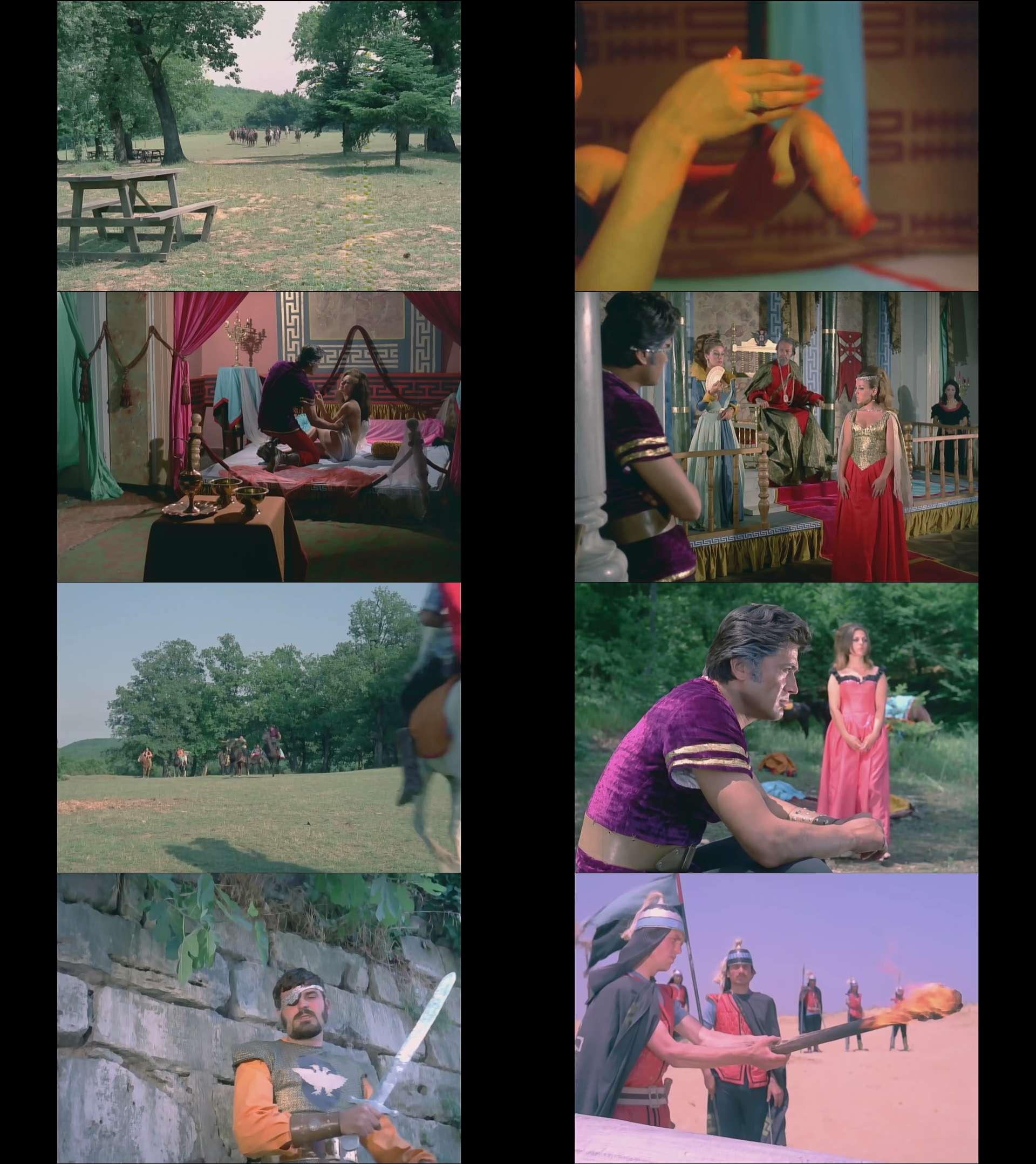 Malkoçoglu - Akıncılar Geliyor (1969) hd yerli film indir
