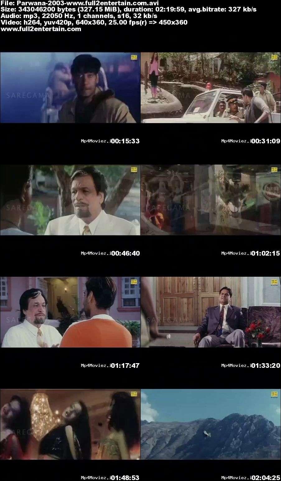 Parwana 2003 Full Movie Download Free in Bluray 720p
