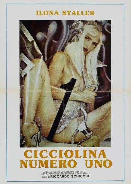 Cicciolina Номер Один | Cicciolina Number One