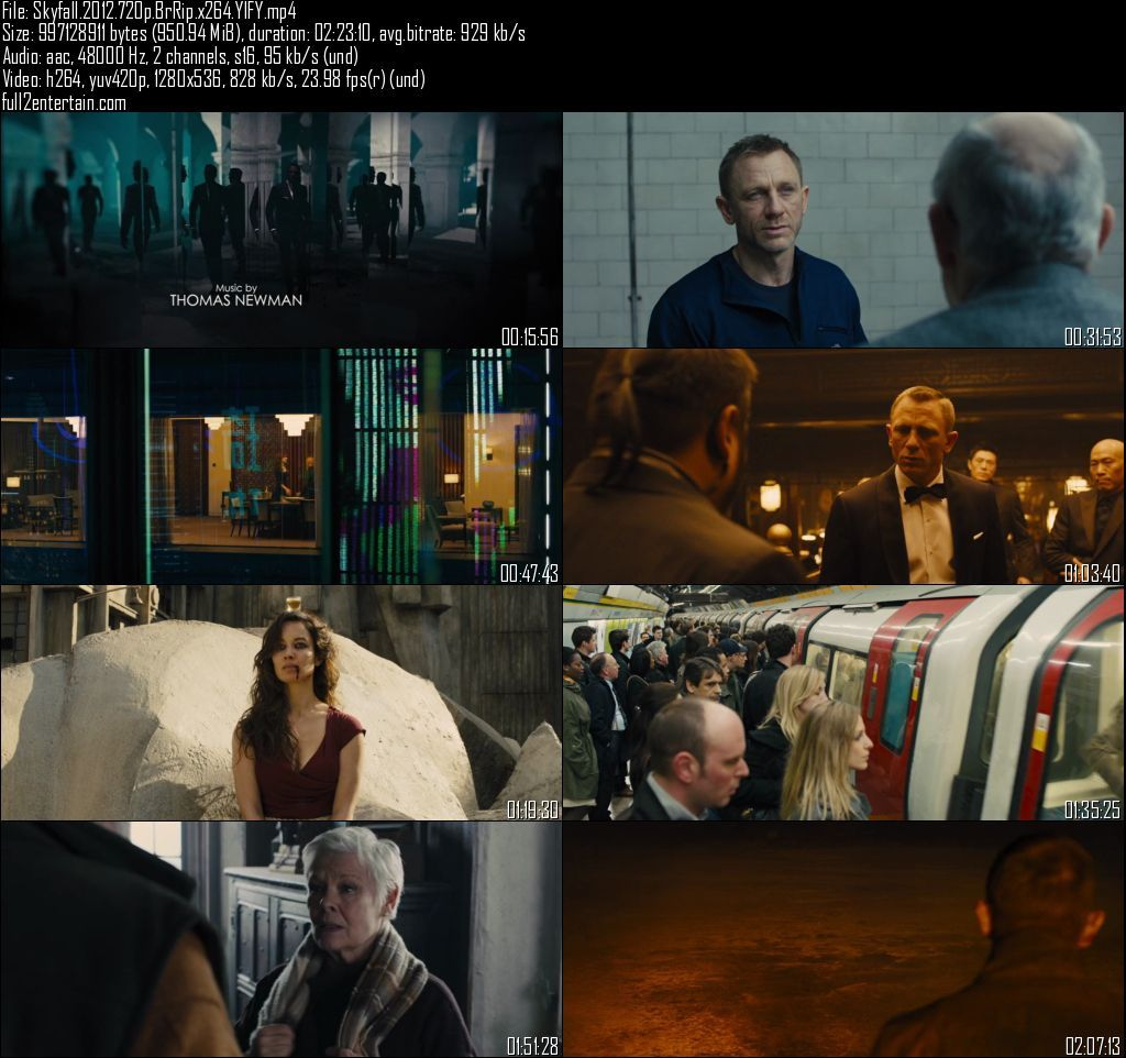Skyfall 2012 Full Movie Free Download HD