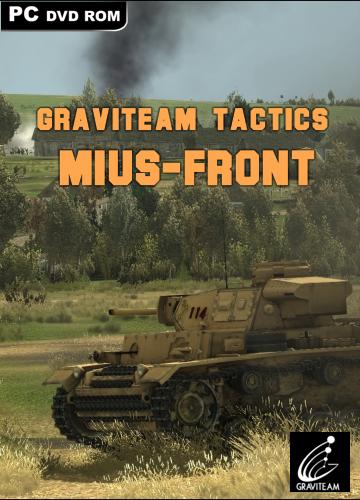 Graviteam Tactics: Mius-Front [v 20160316] | PC | Патч