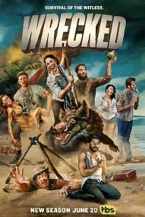 download series Wrecked S03E04 A Game of Chest