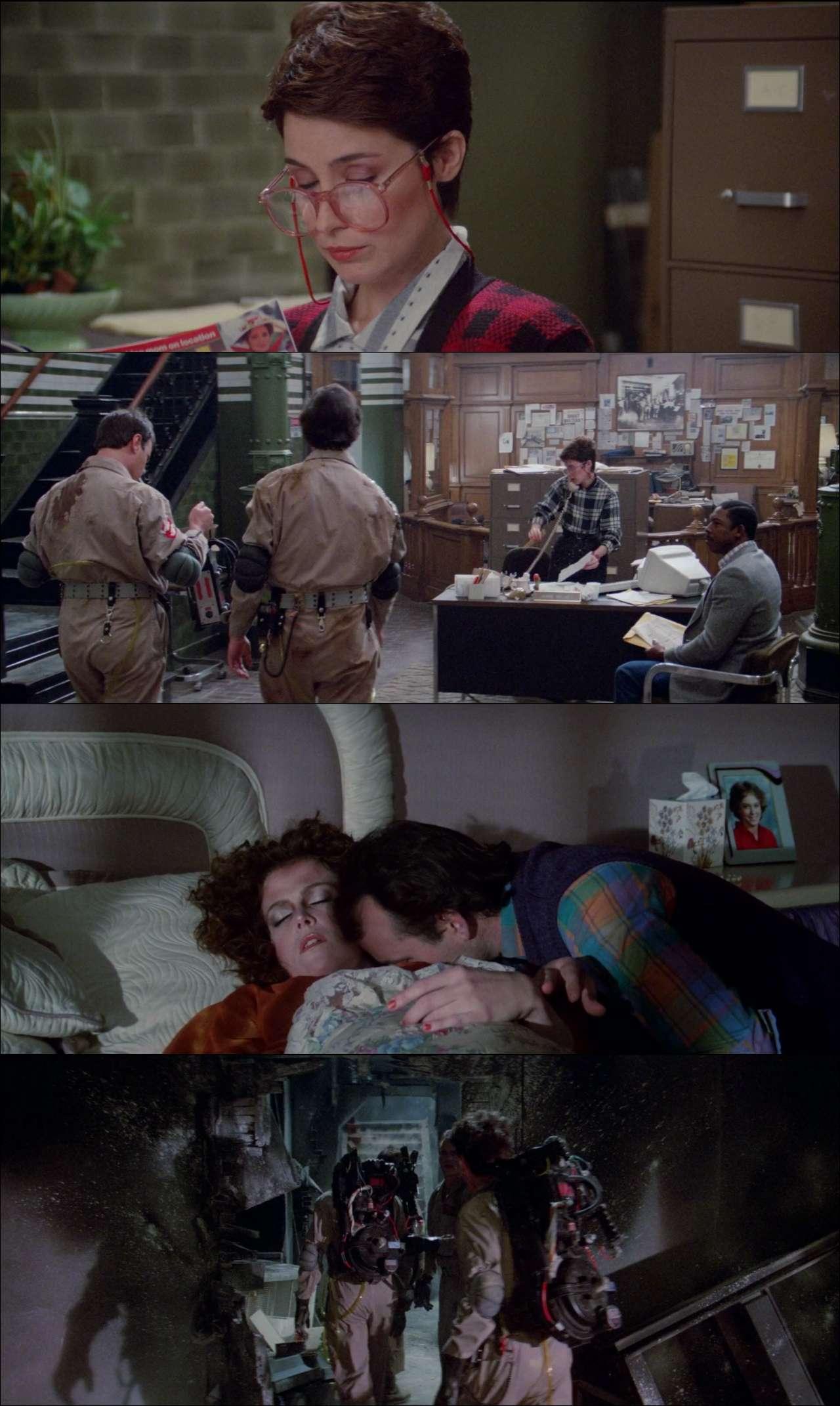 Hayalet Avcıları (1984) türkçe dublaj film indir