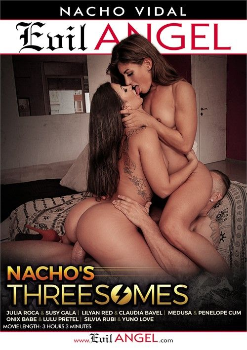 Втроём С Начо | Nachos Threesomes
