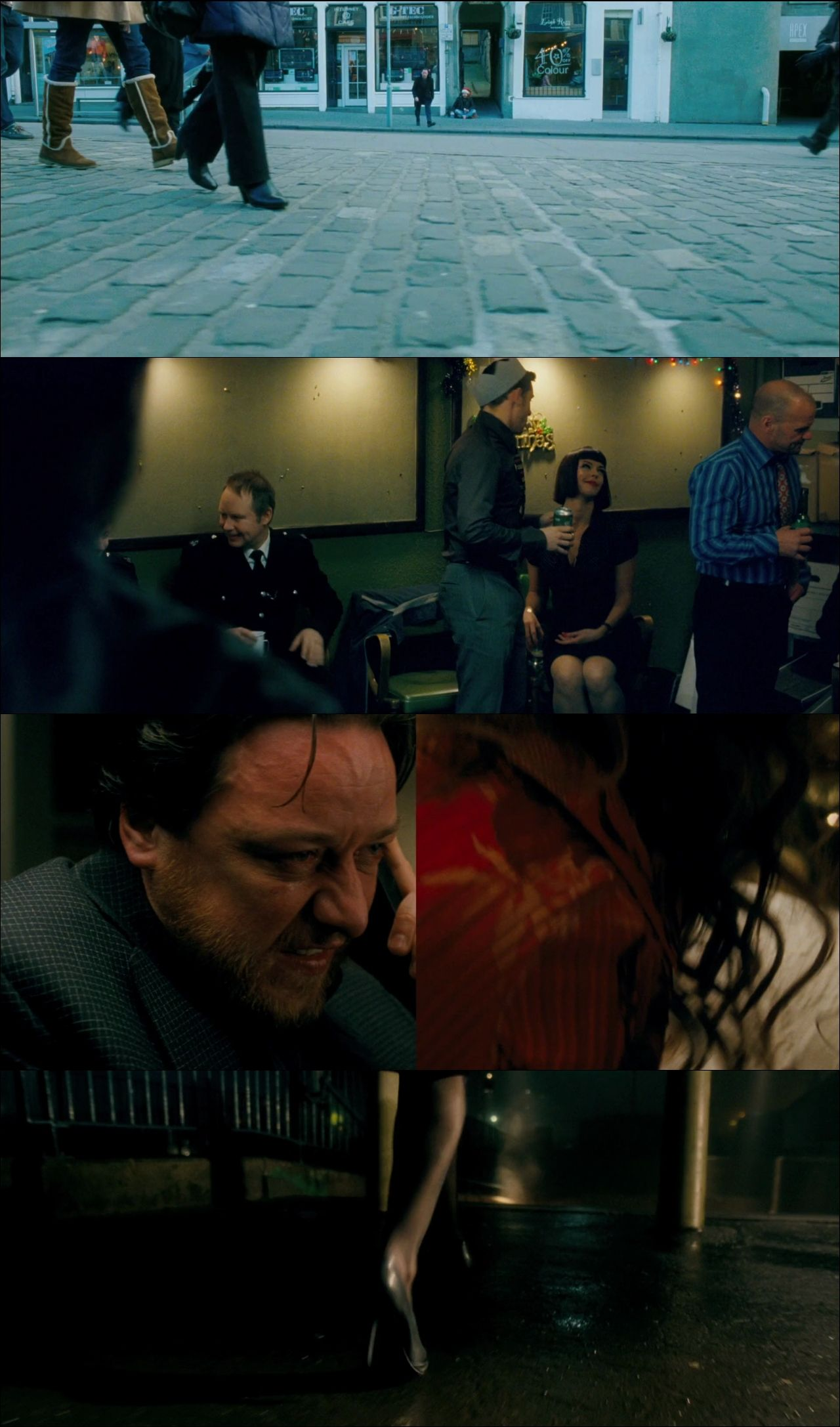 Pislik - Filth (2013) türkçe dublaj film indir