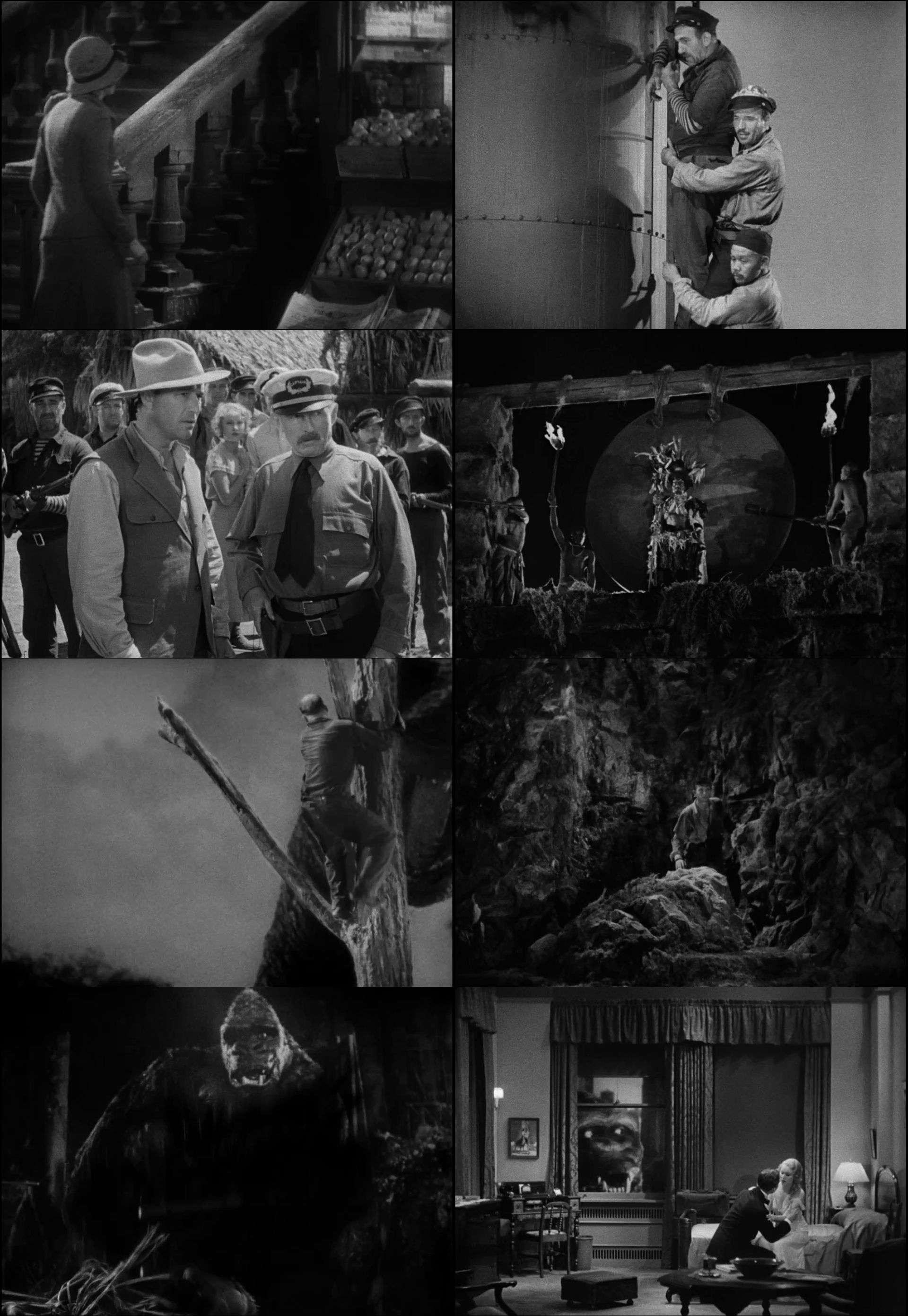 King Kong (1933) türkçe dublaj film indir
