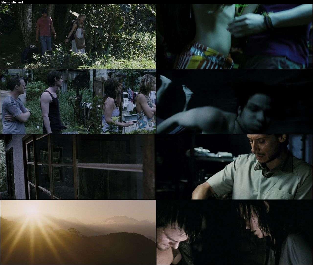 Sahte Cennet - Turistas (2006) türkçe dublaj korku filmi indir