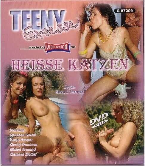 Горячие Кошечки | Teeny Exzesse 9: Heisse Katzen