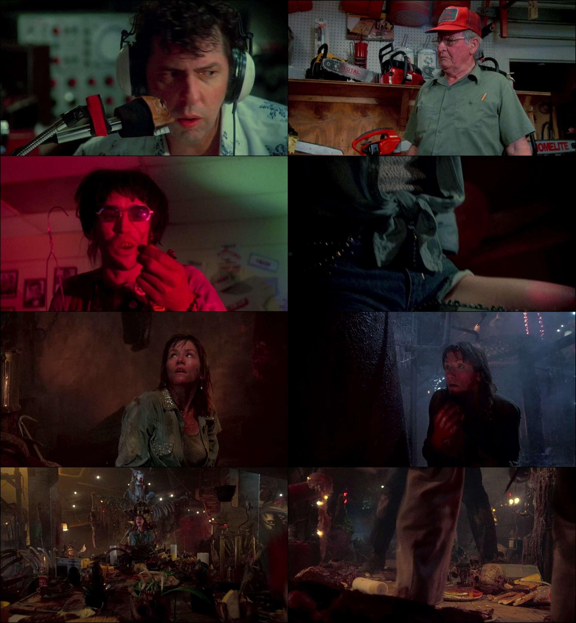 The Texas Chainsaw Massacre 2 - Teksas Katliamı 2 (1986) türkçe dublaj film indir