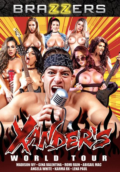 Мировое Турне Ксандера | Xander's Wolrd Tour