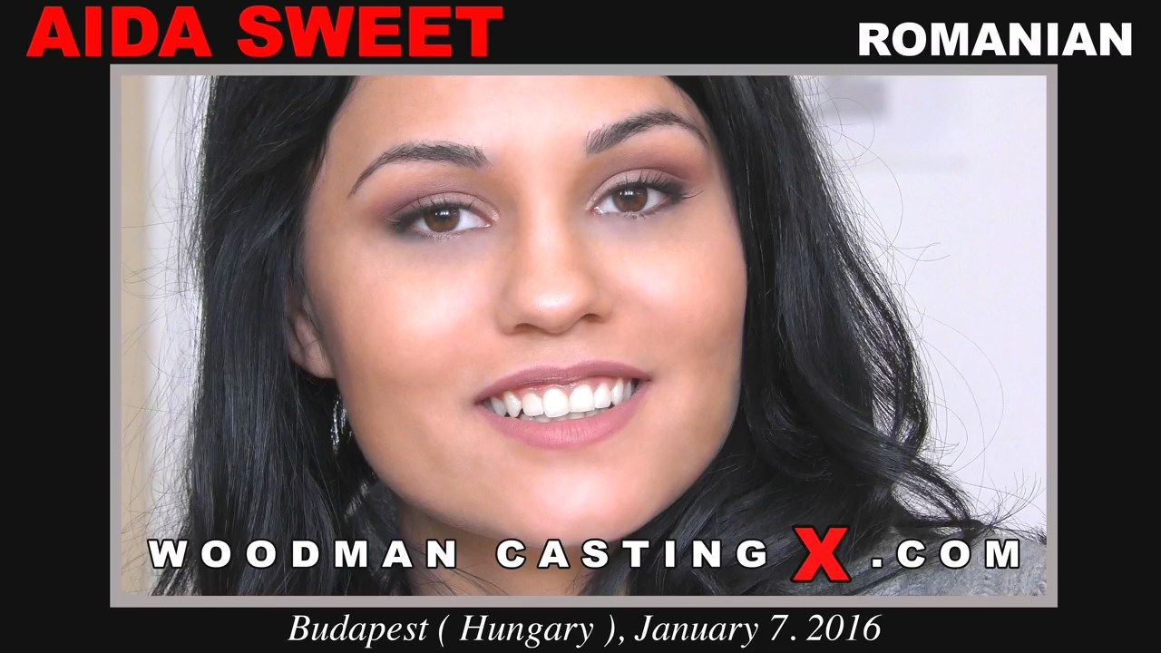 [WoodmanCastingX.com] Aida Sweet (Casting X 155 *Updated*) 720p |