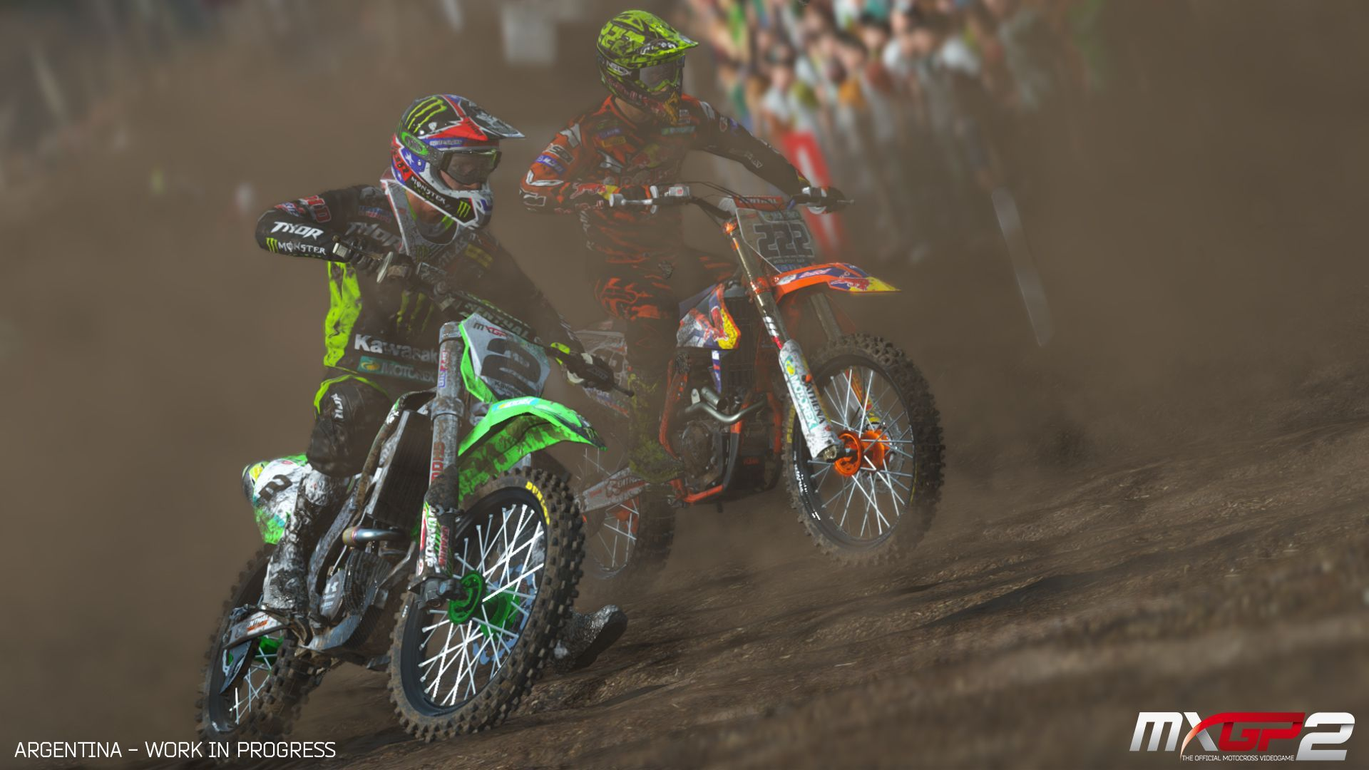 MXGP2 - The Official Motocross Videogame | PC | Лицензия