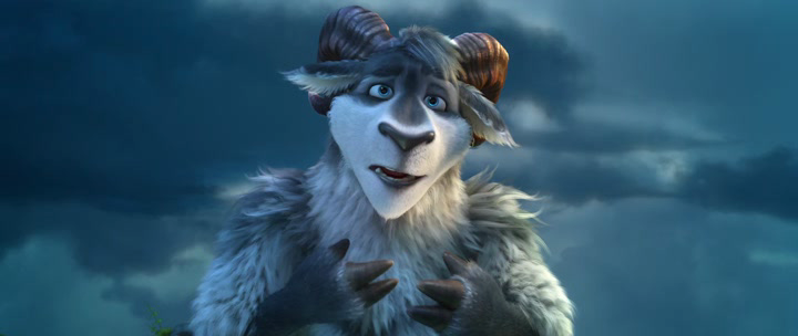 Волки и овцы: бе-е-е-зумное превращение | WEB-DLRip | iTunes