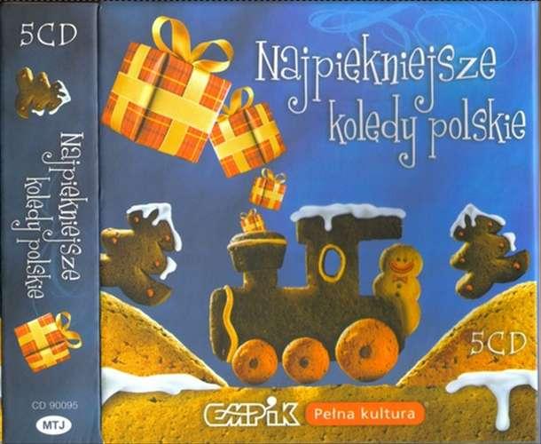 VA - Najpiękniejsze Kolędy Polskie (5CD) (2006)