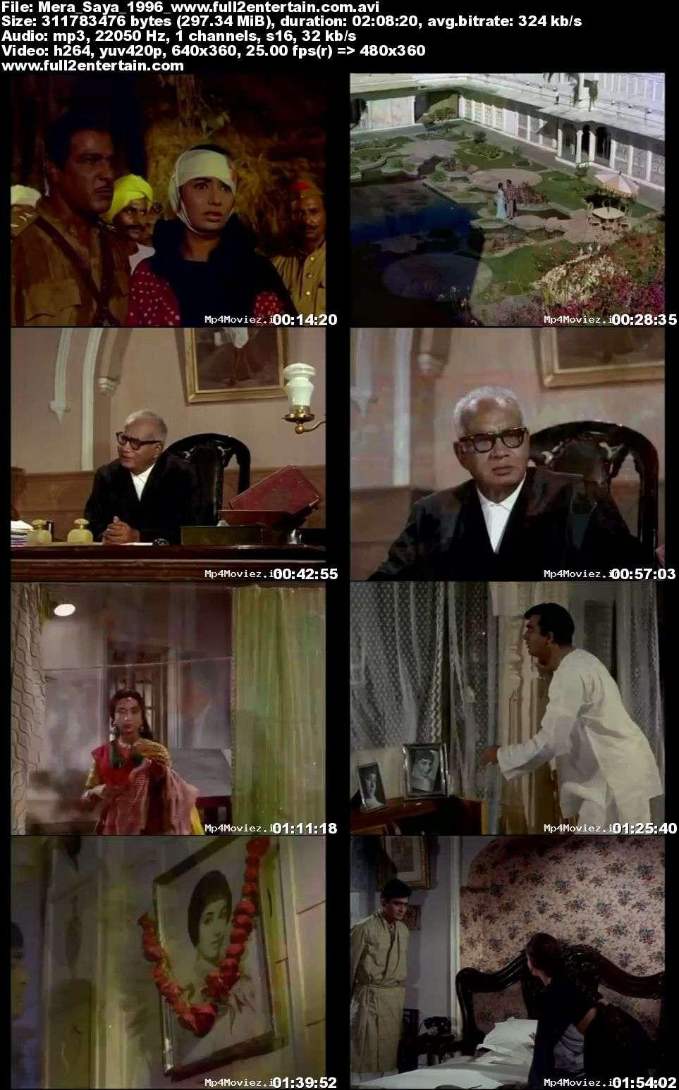 Mera Saaya 1996 Full Movie Download Free in Bluray 720p