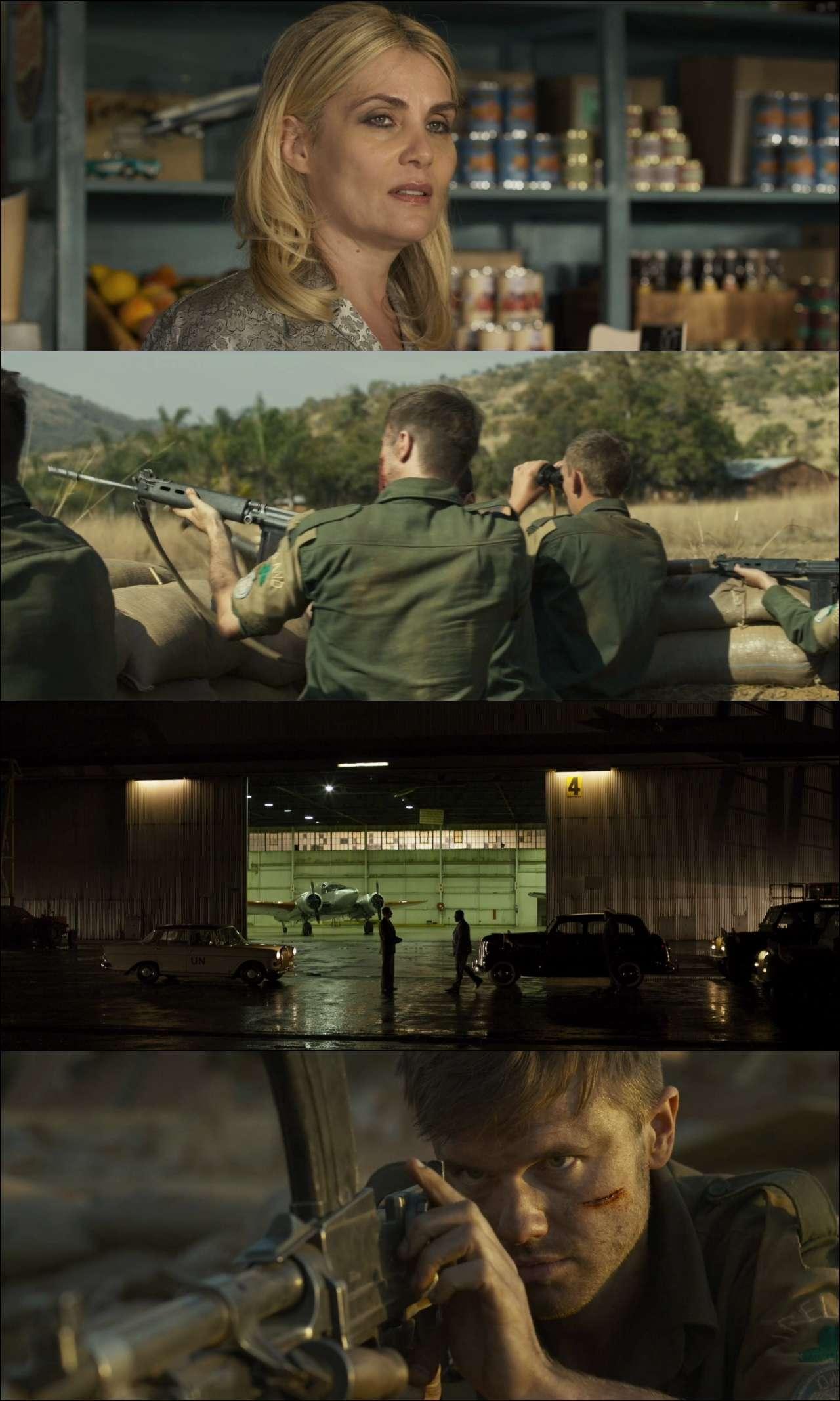 Jadotville Kuşatması - The Siege of Jadotville 2016 türkçe dublaj hd film indir