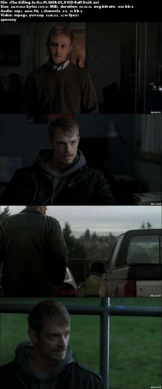 Dochodzenie / The Killing (2011) {Sezon 1} (Pełen sezon) PL.WEB-DL.XViD-Ralf.DeiX [Lektor PL]