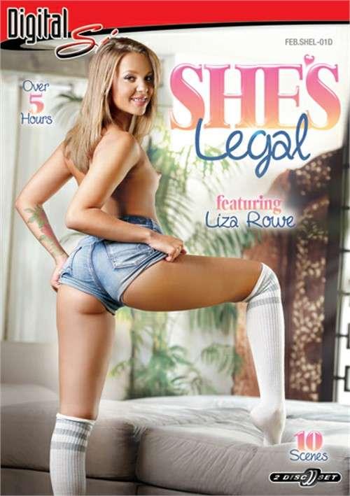 Она Легальна | She's Legal