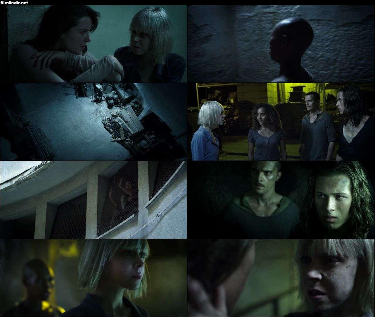 Andron: Siyah Labirent - Andròn: The Black Labyrinth (2015) türkçe dublaj film indir
