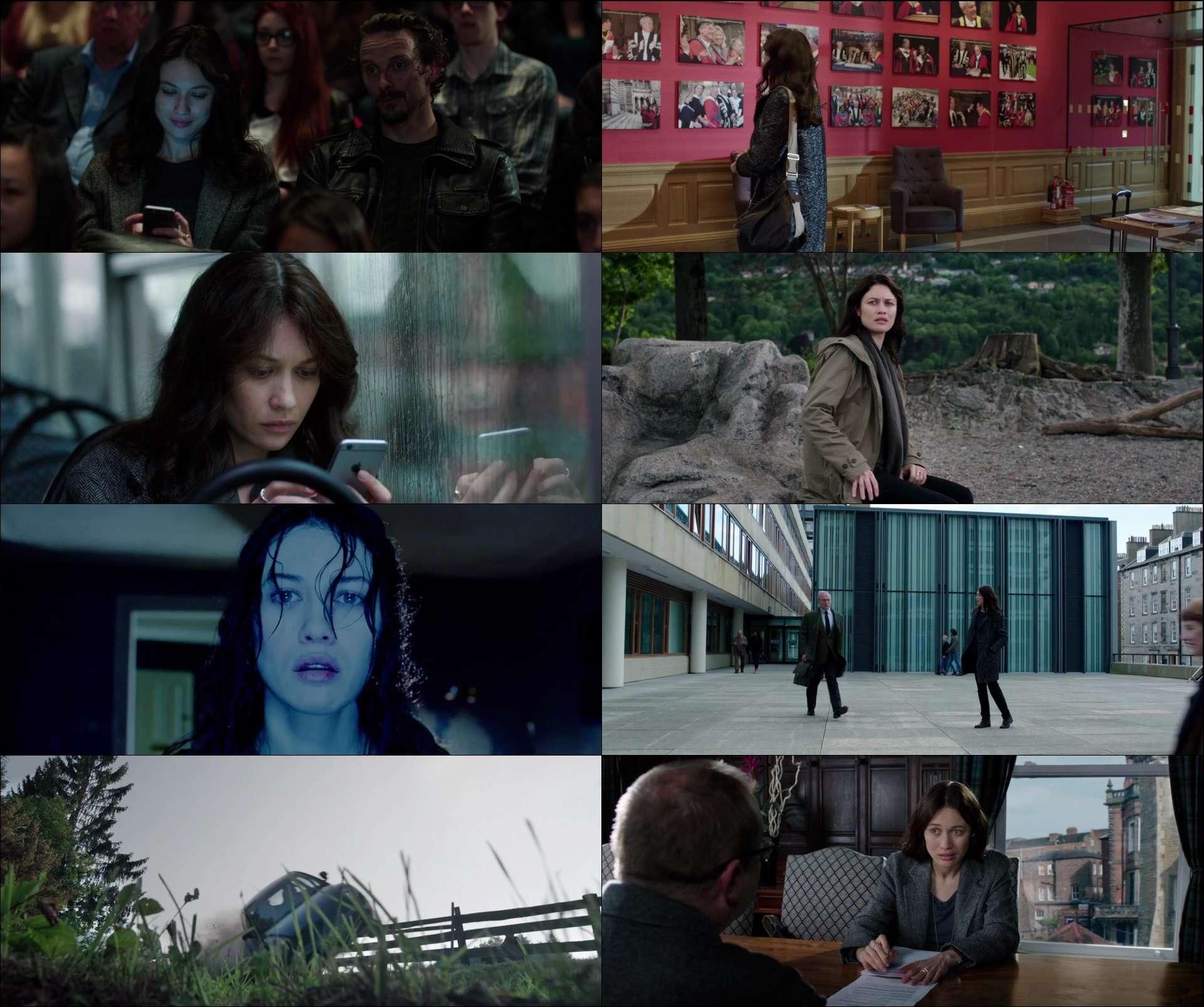 Sıradışı İlişki - The Correspondence (2016) türkçe dublaj hd film indir