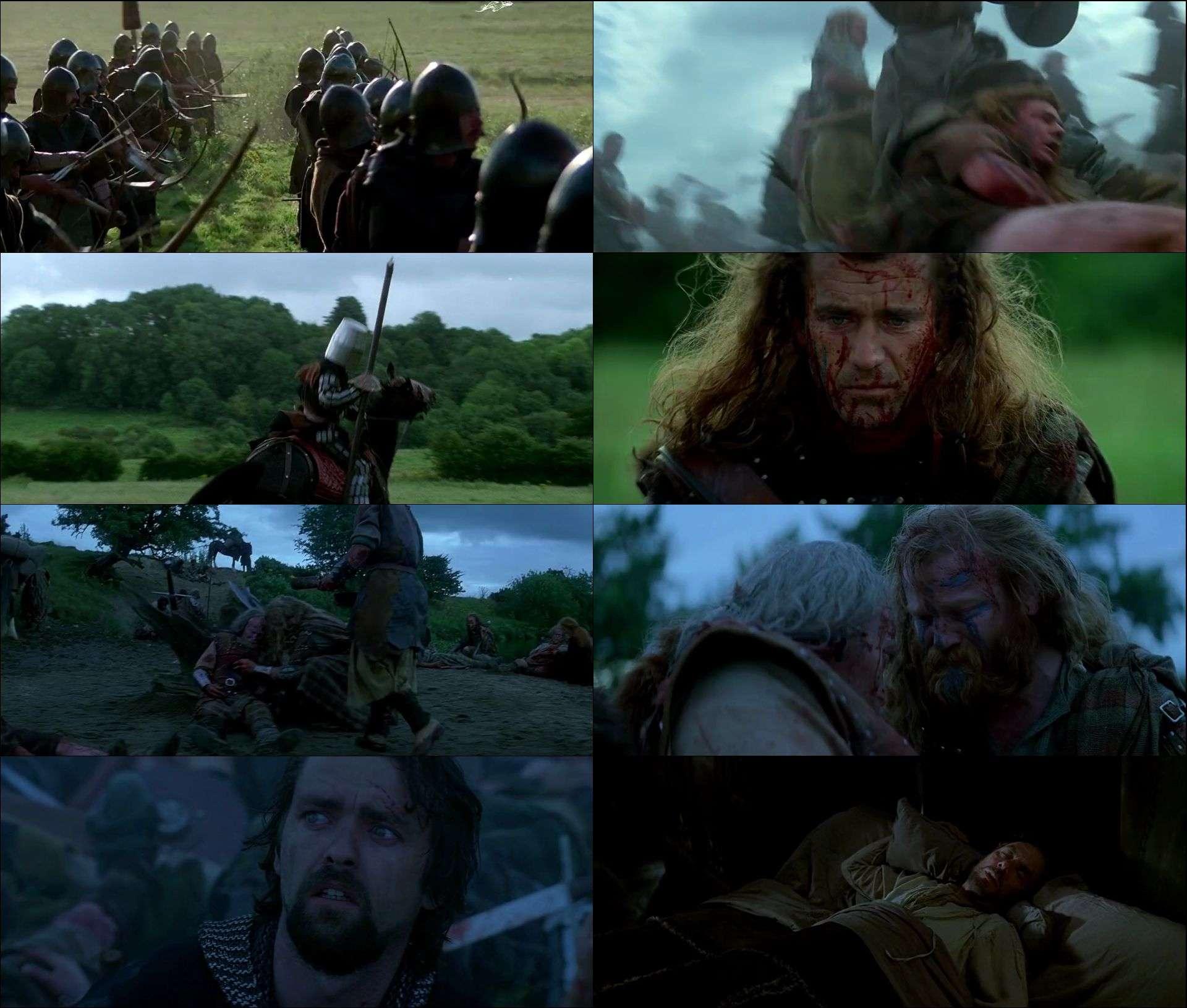 Cesur Yürek - Braveheart (1995) türkçe dublaj film indir