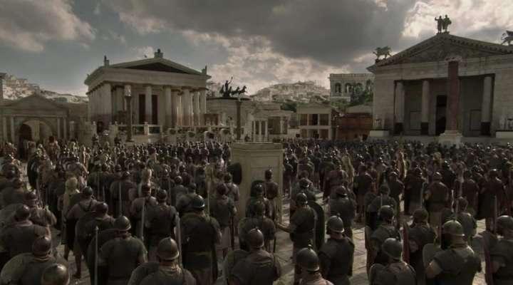 Римская империя: Власть крови [01 сезон: 01-06 серии из 06] | HDTVRip | ColdFilm