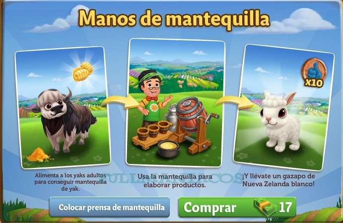 """Fv2 Nueva Mision """"Manos de Mantequilla"""""""