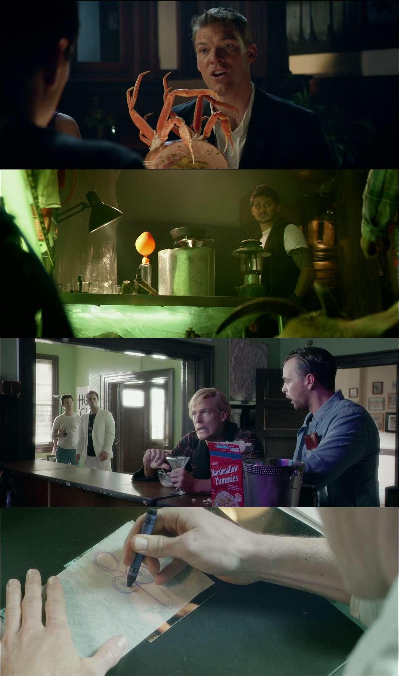 Blue Mountain State: Thadland'ın Yükselişi (2016) türkçe dublaj film indir