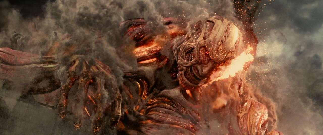 Атака титанов. Фильм второй: Конец света | BDRip 720p | iTunes