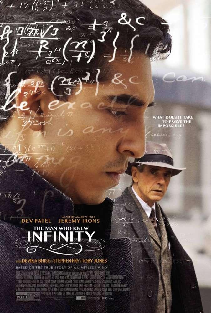 Человек, который познал бесконечность | HDRip | L
