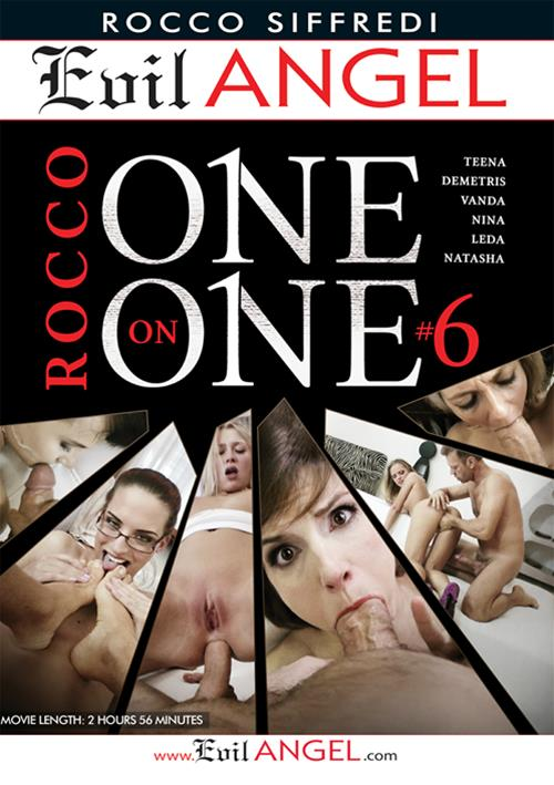 ���� �� ���� � Rocco 6 | Rocco One On One 6